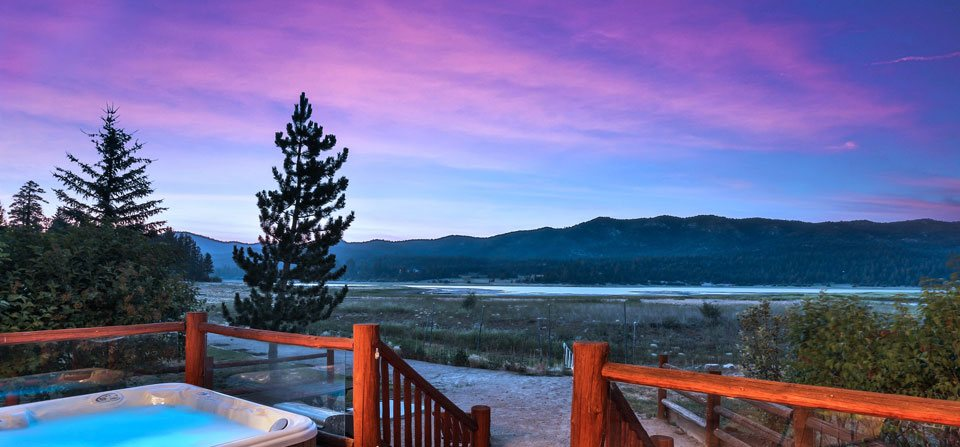 Condor Sunset - Big Bear Real Estate