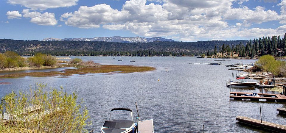 Grout Bay - Big Bear Real Estate