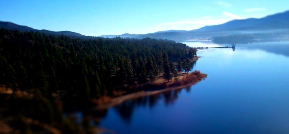 Calm Lake - Big Bear Real Estate