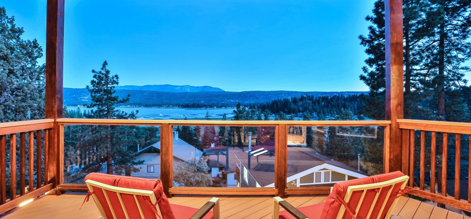 On the Deck - Big Bear Real Estate