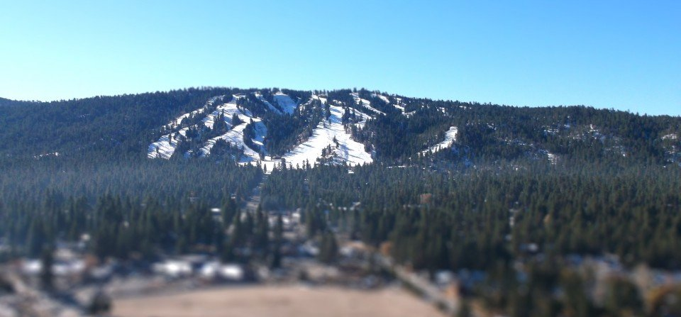 Ski Slope View - Big Bear Real Estate